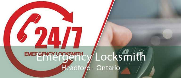 Emergency Locksmith Headford - Ontario