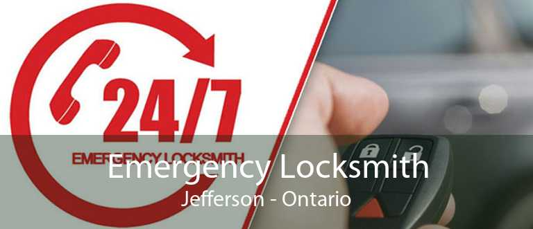 Emergency Locksmith Jefferson - Ontario