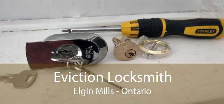 Eviction Locksmith Elgin Mills - Ontario