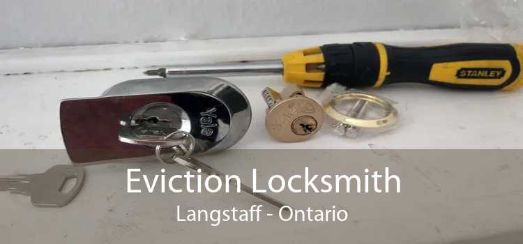 Eviction Locksmith Langstaff - Ontario
