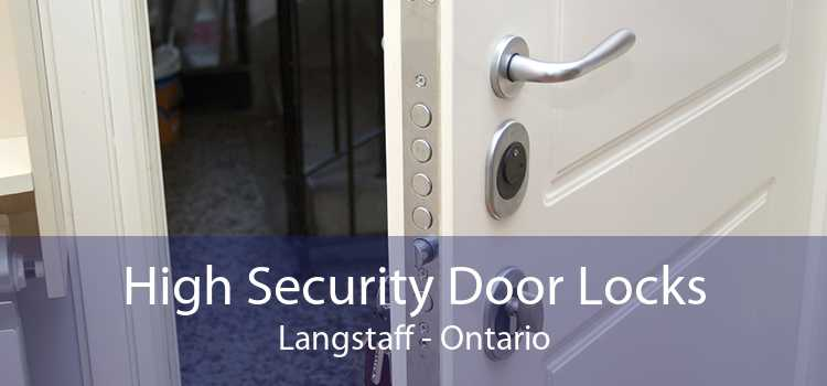 High Security Door Locks Langstaff - Ontario
