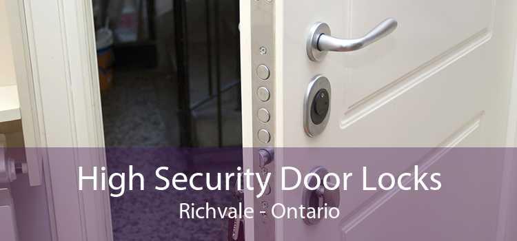 High Security Door Locks Richvale - Ontario