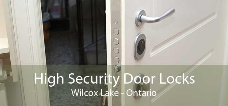 High Security Door Locks Wilcox Lake - Ontario