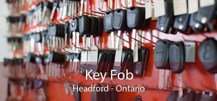 Key Fob Headford - Ontario
