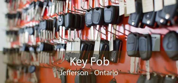 Key Fob Jefferson - Ontario
