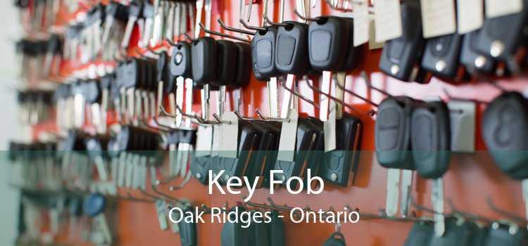 Key Fob Oak Ridges - Ontario
