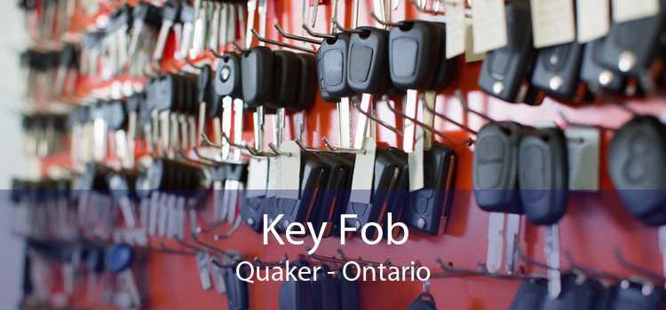 Key Fob Quaker - Ontario