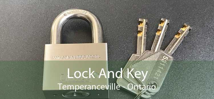 Lock And Key Temperanceville - Ontario