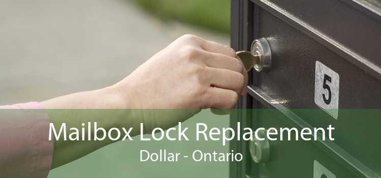 Mailbox Lock Replacement Dollar - Ontario