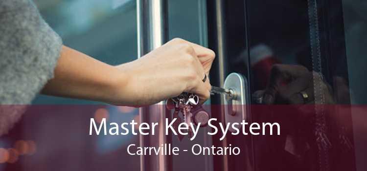 Master Key System Carrville - Ontario