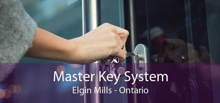 Master Key System Elgin Mills - Ontario