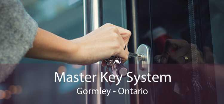 Master Key System Gormley - Ontario