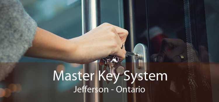 Master Key System Jefferson - Ontario