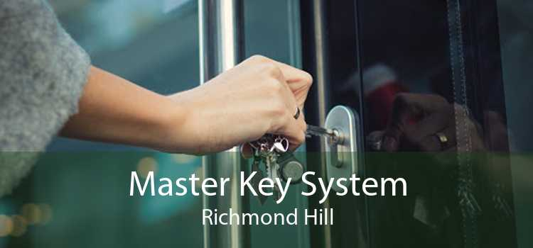 Master Key System Richmond Hill