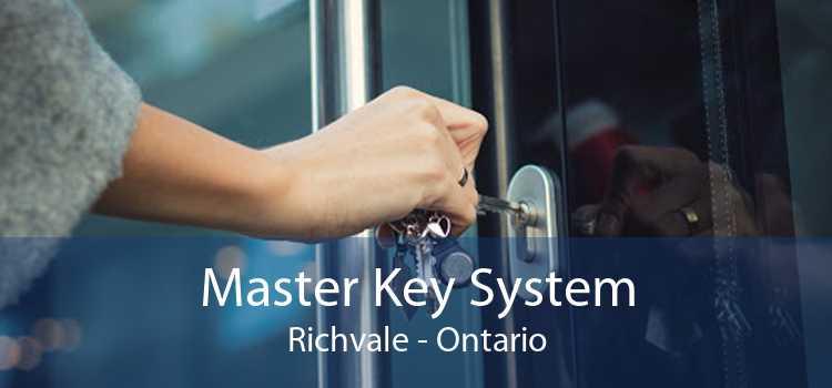 Master Key System Richvale - Ontario