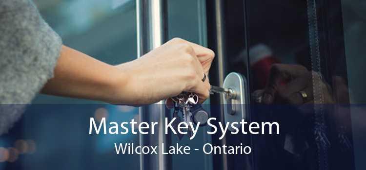 Master Key System Wilcox Lake - Ontario