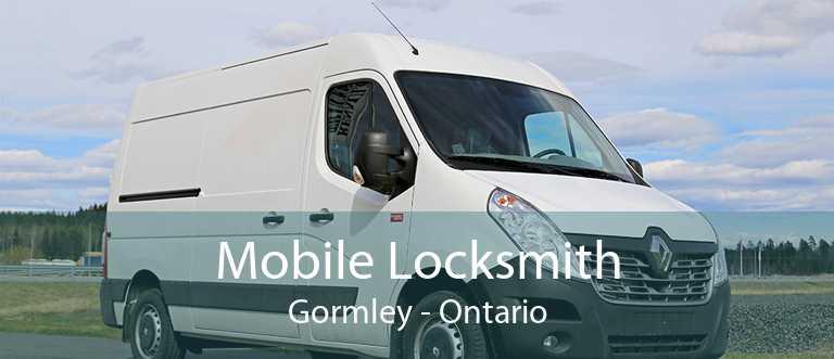 Mobile Locksmith Gormley - Ontario