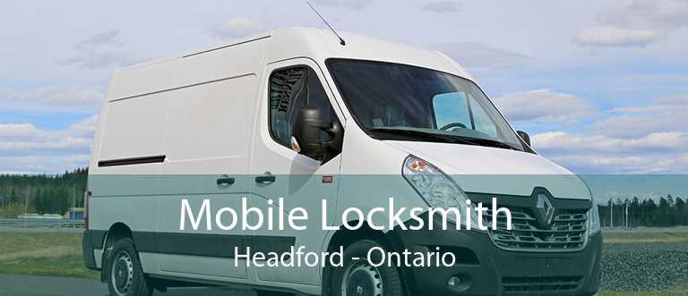 Mobile Locksmith Headford - Ontario