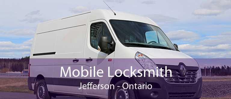 Mobile Locksmith Jefferson - Ontario