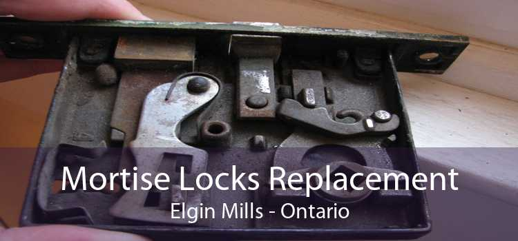 Mortise Locks Replacement Elgin Mills - Ontario