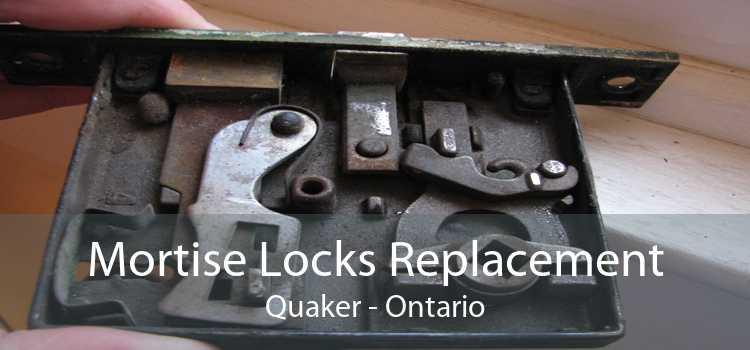 Mortise Locks Replacement Quaker - Ontario