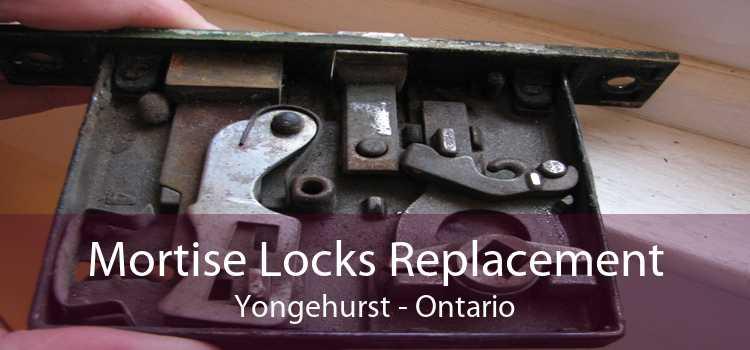Mortise Locks Replacement Yongehurst - Ontario