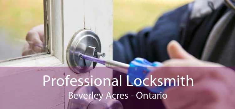 Professional Locksmith Beverley Acres - Ontario