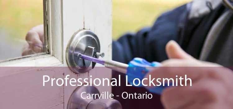 Professional Locksmith Carrville - Ontario