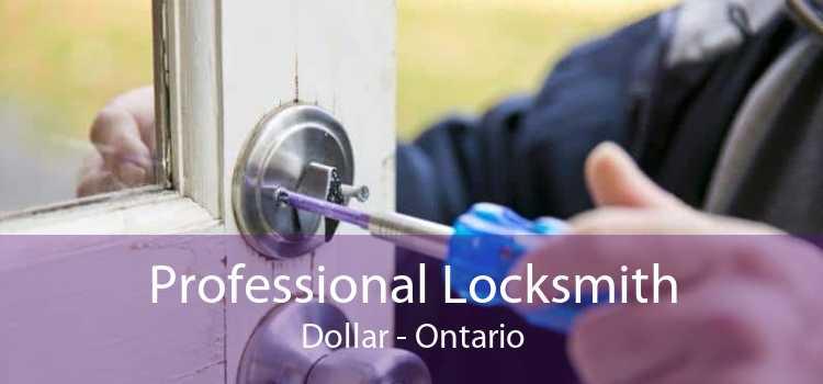 Professional Locksmith Dollar - Ontario