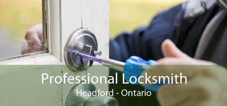 Professional Locksmith Headford - Ontario