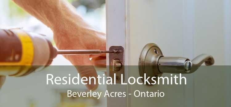 Residential Locksmith Beverley Acres - Ontario
