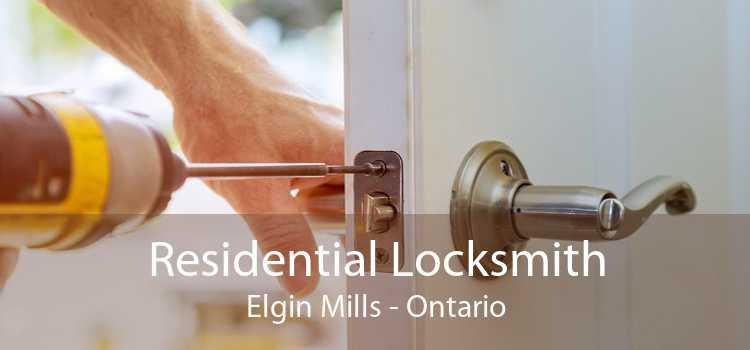 Residential Locksmith Elgin Mills - Ontario