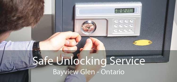 Safe Unlocking Service Bayview Glen - Ontario