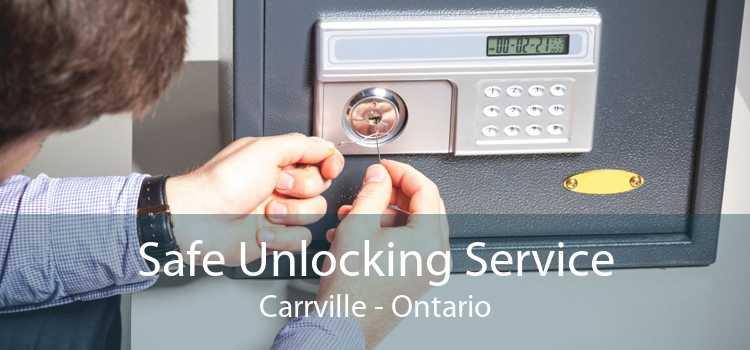 Safe Unlocking Service Carrville - Ontario