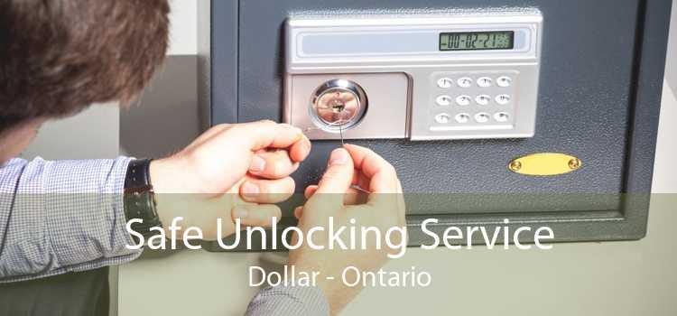 Safe Unlocking Service Dollar - Ontario