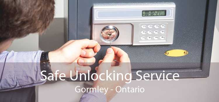 Safe Unlocking Service Gormley - Ontario