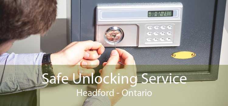Safe Unlocking Service Headford - Ontario