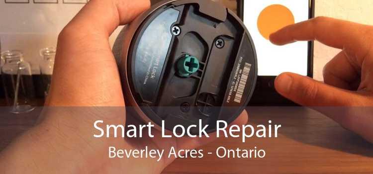 Smart Lock Repair Beverley Acres - Ontario