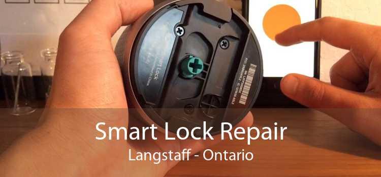 Smart Lock Repair Langstaff - Ontario