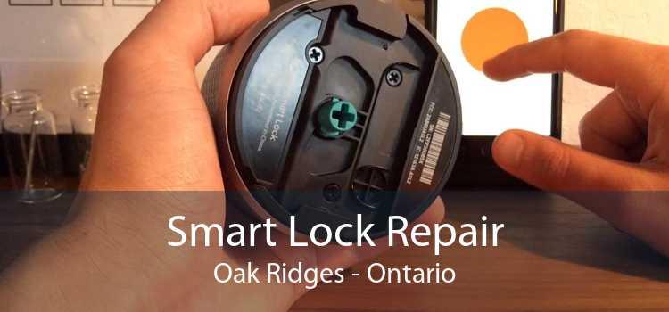 Smart Lock Repair Oak Ridges - Ontario