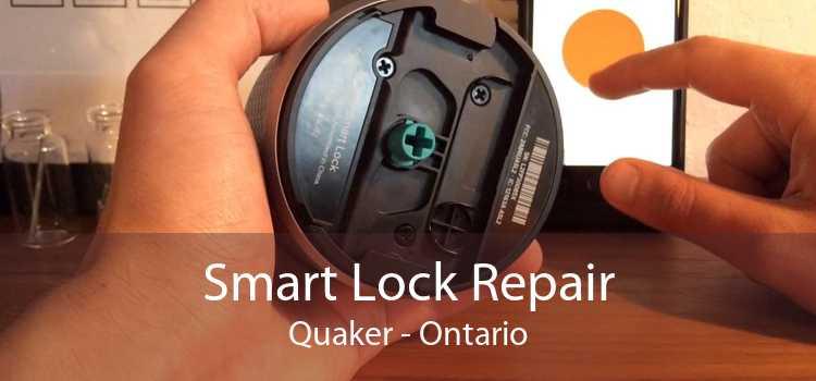 Smart Lock Repair Quaker - Ontario