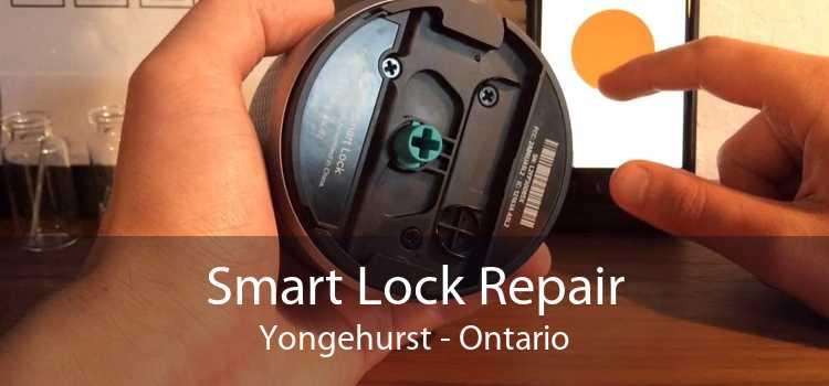 Smart Lock Repair Yongehurst - Ontario