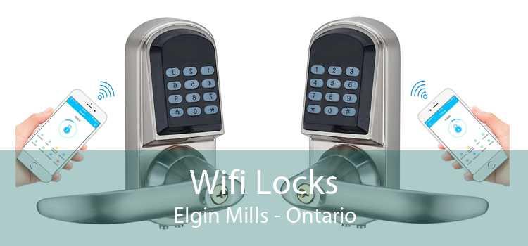 Wifi Locks Elgin Mills - Ontario