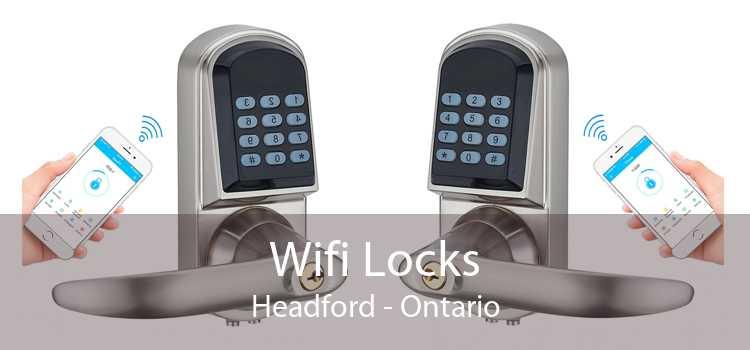Wifi Locks Headford - Ontario