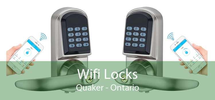 Wifi Locks Quaker - Ontario
