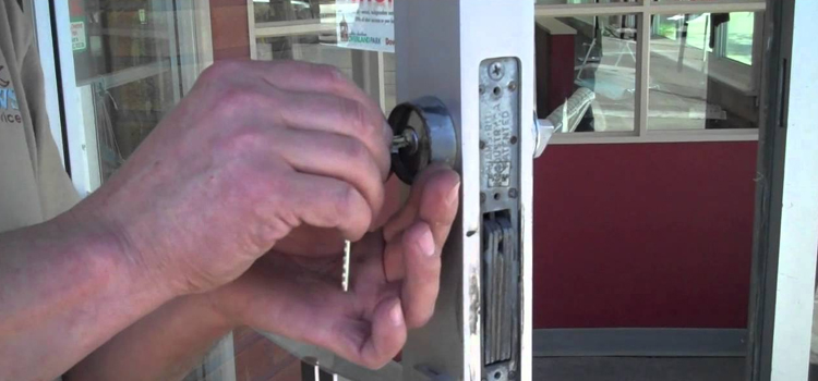 commercial door lock repair Temperanceville