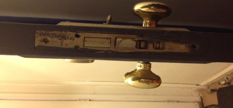 Old Mortise Lock Replacement in Jefferson